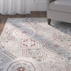Kendal Pewter Area Rug Rug Size: Rectangle 8' x 11'
