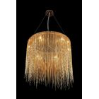 Ahart 8-Light Novelty Chandelier Finish: Gold
