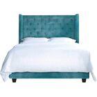 Bren Upholstered Platform Bed Size: California King