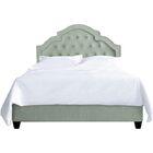 Sheila Upholstered Platform Bed Size: Queen