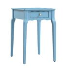 Pinckney End Table With Storage� Color: Heritage Blue