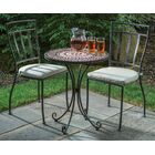 Boulevard 3 Piece Bistro Set with Cushions