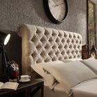 Sagebrush Traditional Upholstered Panel Bed Size: Queen