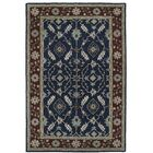 Lyndora Traditional Handmade Rectangle Area Rug Rug Size: Rectangle 5' x 7'9