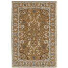 Curtiss Traditional Handmade Area Rug Rug Size: Rectangle 9' x 12'