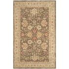 Ashville Hand-Tufted Olive / Beige Area Rug Rug Size: Rectangle 8'3