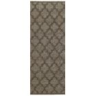 Lacon Brown Area Rug Rug Size: Runner 2'2
