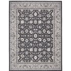 Lamarche Charcoal Area Rug Rug Size: Rectangle 5'3