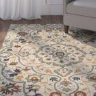 Lyndora Handmade Wool Oriental Area Rug Rug Size: Rectangle 8' x 10'