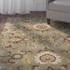 Lyndora Traditional Handmade Wool Area Rug Rug Size: Rectangle 9' x 12'