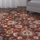 Lyndora Handmade Area Rug Rug Size: Rectangle 5' x 7'9