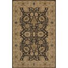 Dearborn Hand-Tufted Charcoal Area Rug Rug Size: Rectangle 5'6