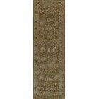 Dearborn Hand-Tufted Mocha Area Rug Rug Size: Runner 2'6