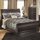 Woodfield Sleigh Bed