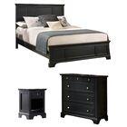 Cusick Queen Panel Configurable Bedroom Set