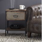 Gurley End Table with Storage