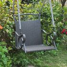 Meetinghouse Porch Swing Finish: Black Antique
