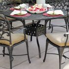 Mckinney Traditional Dining Table Table Size: 48
