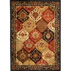 Barclay Wentworth Panel Navy Area Rug Rug Size: 9'3