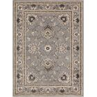 Colindale Gray Area Rug Rug Size: 10'11