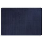 Americolors Navy Area Rug Rug Size: Rectangle 4' x 6'