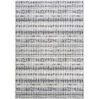 Aquinnah Woven Gray Area Rug Rug Size: Runner 2'2