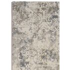 Andover Gray/Beige Area Rug Rug Size: Rectangle 9'2