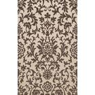 Bella Machine Woven Wool Brown Area Rug Rug Size: Square 12'