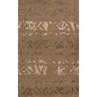 Bella Brown Area Rug Rug Size: Square 4'