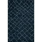 Bella Blue Area Rug Rug Size: Rectangle 10' x 14'