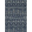 LaTayna Navy Area Rug Rug Size: Rectangle 9'6