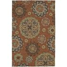 Cabana Hand-Tufted Spice Indoor/Outdoor Area Rug Rug Size: Rectangle 3'6