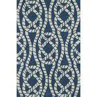 Bovina Hand-Tufted Baltic/Ivory Area Rug Rug Size: Rectangle 9' x 13'