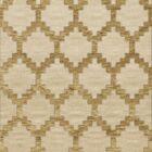 Bella Machine Woven Wool Beige Area Rug Rug Size: Square 6'