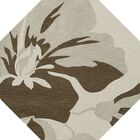 Bella Gray Area Rug Rug Size: Octagon 6'