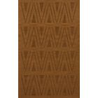 Bella Machine Woven Wool Brown Area Rug Rug Size: Rectangle 8' x 10'