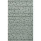 Bella Machine Woven Wool Gray Area Rug Rug Size: Rectangle 12' x 15'