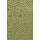 Bella Machine Woven Wool Green Area Rug Rug Size: Rectangle 5' x 8'