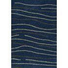 Dakota Navy Blue Area Rug Rug Size: Rectangle 9' x 13'