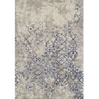 DeLorin Gray Area Rug Rug Size: Rectangle 5'3