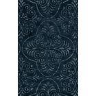 Elkton Blue Area Rug Rug Size: Rectangle 10' x 14'
