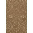 Elkton Brown Area Rug Rug Size: Rectangle 12' x 18'
