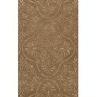 Elkton Brown Area Rug Rug Size: Rectangle 6' x 9'