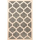 Bella Gray/Beige Area Rug Rug Size: Rectangle 12' x 18'