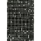 Journey Hand-Tufted Black Area Rug Rug Size: Rectangle 9' x 13'