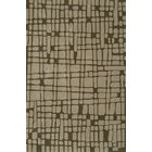 Journey Hand-Tufted Chocolate Area Rug Rug Size: Rectangle 9' x 13'