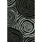 Gorham Hand-Woven Black Area Rug Rug Size: Rectangle 9' x 13'