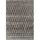 Theodora Shag Charcoal Area Rug Rug Size: Rectangle 5'1