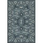 Dietrich Hand-Tufted Slate Area Rug Rug Size: Rectangle 3'6