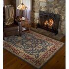 Elizabeth Hand-Tufted Wool Area Rug Rug Size: 3'6' x 5'5